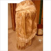Sunflower silk Saree