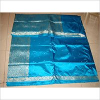 Blue pure reshmi sarees