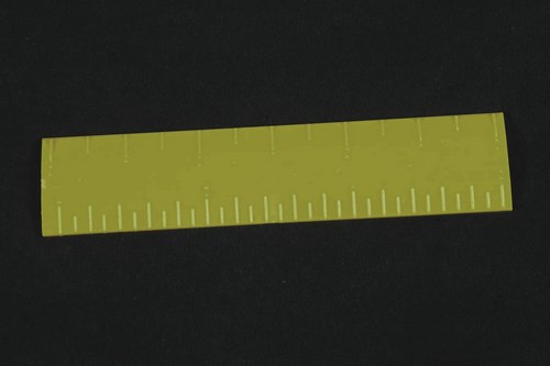 Plastic Foot Rule (6'') Scale