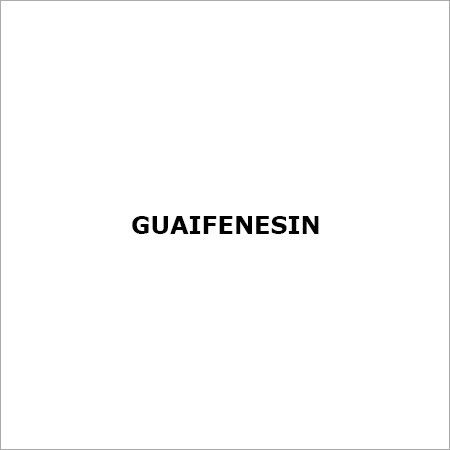Guaifenesin Powder