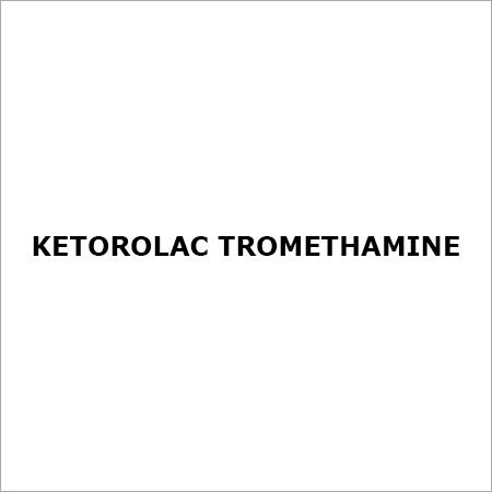 Ketorolac Tromethamine Boiling Point: 493.2  At 760 Mmhg