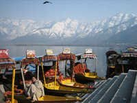 Srinagar - Gulmarg - Pahalgam - Srinagar (5 nights & 6 Days)