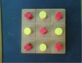 Braille Tic Tac Toe Game