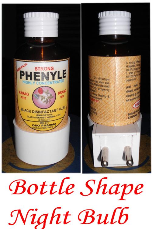 Bottle Shape Night Bulb