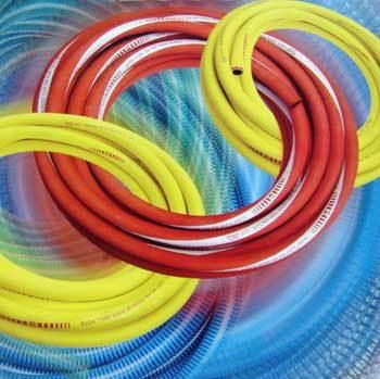 Polyamide hoses