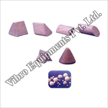 Ceramic Deburring & Polishing Media