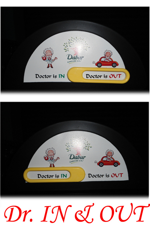 Dr. IN & OUT