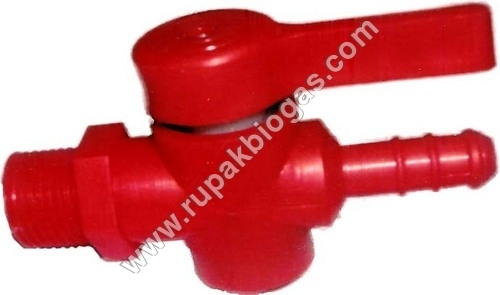 Biogas-Cock-cum-Water-Remover-