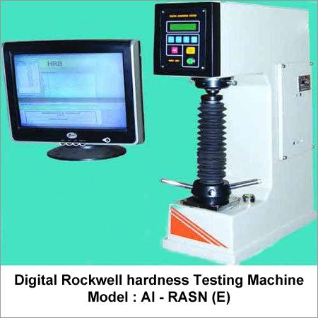 Digital Rockwell hardness Testing Machine