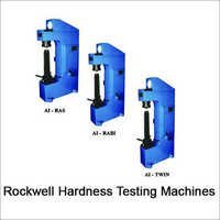Rockwell Hardness Testing Machines
