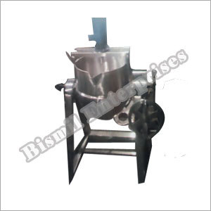 Steam Jacketed Tilting Kettle