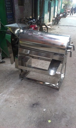 Stainless Steel Pulper