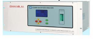 On Line Gas Analyser