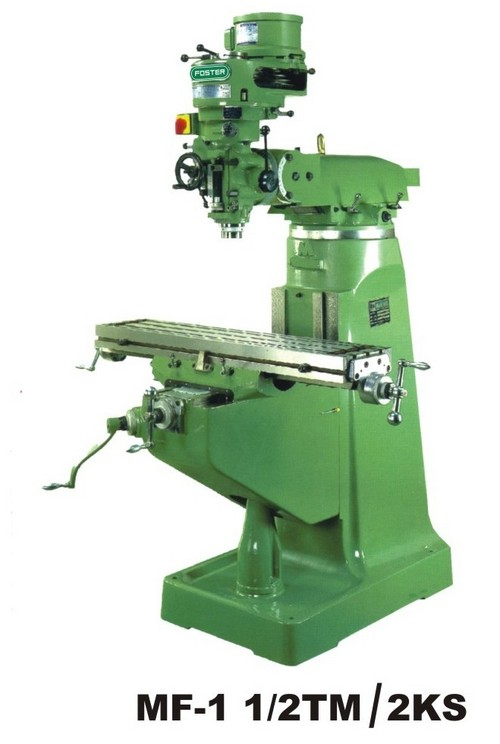 Foster Vertical Turret Milling Machine