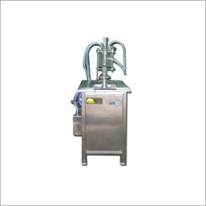 Perfume & Cosmetics Filling Machine