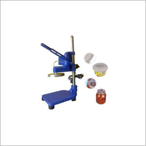 Cup Jar Sealing Machine