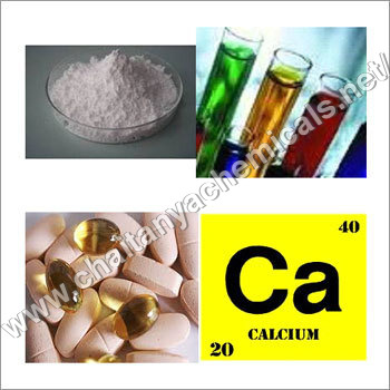 Food Calcium Supplements