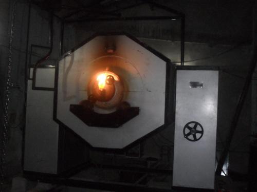 Rotary-Retort Furnace