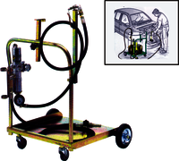 Waste Oil Suction Drainers