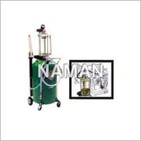 Air Operated Waste Oil Drainers