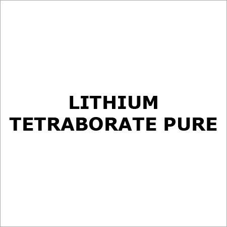 Lithium Tetraborate Pure