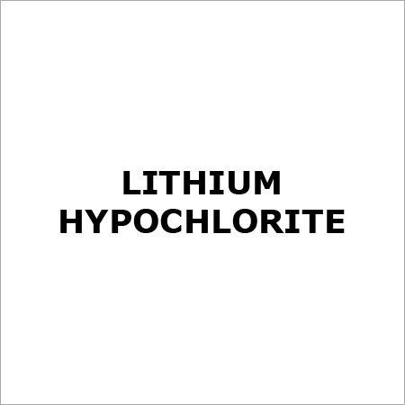 Lithium Hypochlorite