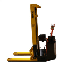 Battery Operated Stacking Truck