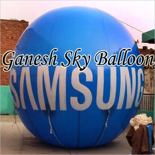 Samsung Sky Balloons