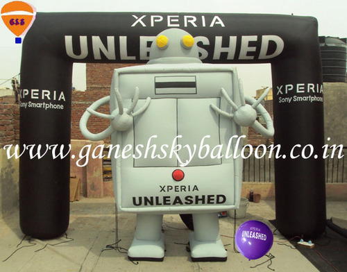 Advertising Stand Inflatable