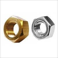 Metal Hex Nuts