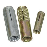 Brass Slotted Anchor