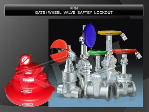 Gate Valve Safety Lockout