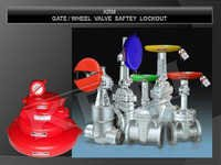 Gate Valve Safety Lockout