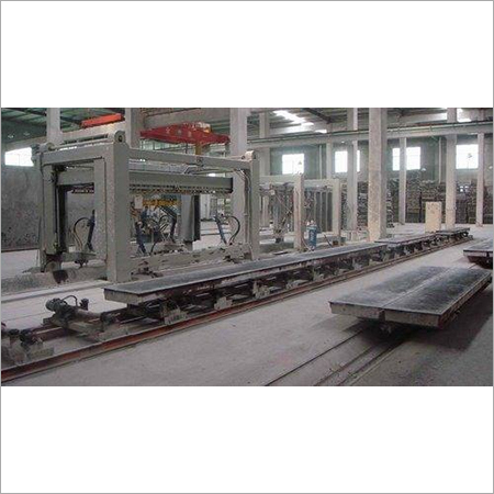 AAC Bricks Manufacturing Machine