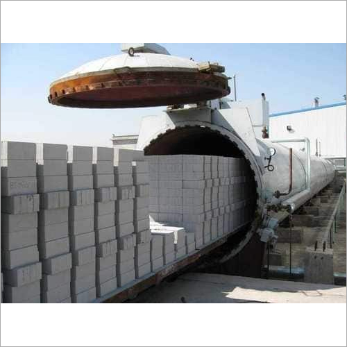 Autoclaved Aerated Concrete  Blocks Production Plant