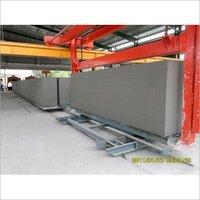 Autoclaved Aerated Concrete  Blocks Manufacturing Plant