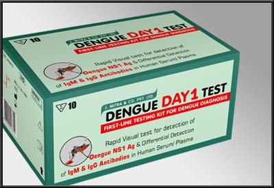 DENGUE DAY 1 TEST