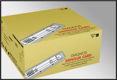 DIAGNOS DENGUE CARD