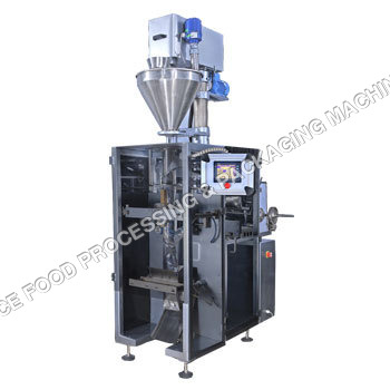 Automatic Pouch Packing Machine with Auger Filler