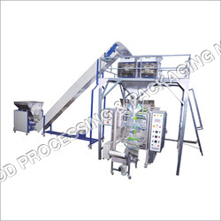 Linear Weigher Collar Type VFFS Packaging Machine