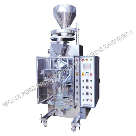 Automatic PLC Vertical Pouch Packaging Machine