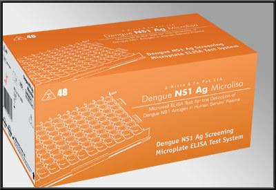Dengue NS1 Microlisa