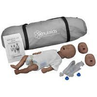 Child CPR Training Manikin- Black