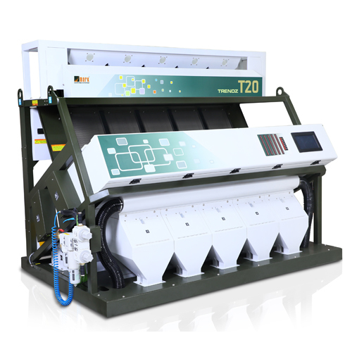 Wheat Color Sorter Machine