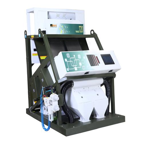 Chana Dal Color Sorting Machine