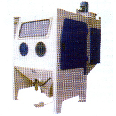 Abrasive Blast Cabinet Machine