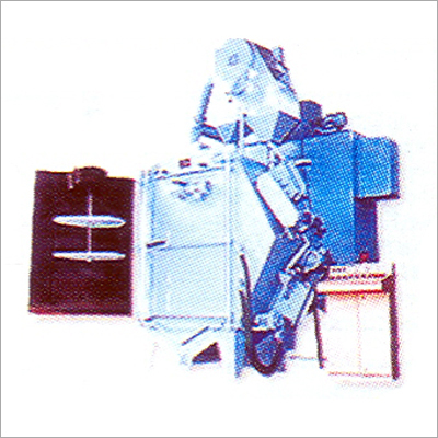 Double Door Hanger Type Shot Blasting Machine