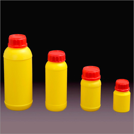 Ue Shaped Hdpe Bottles