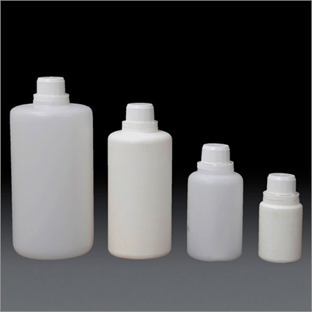 P Shape Hdpe Bottles