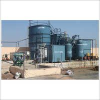 Recycling Water Treatment Plant